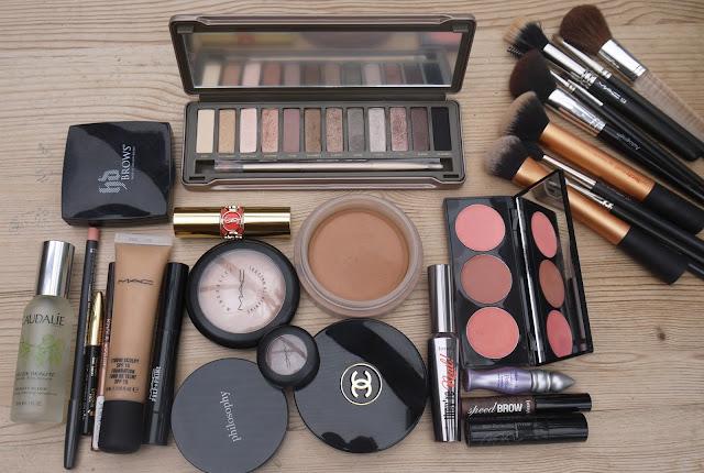 Alat Make Up untuk Pria