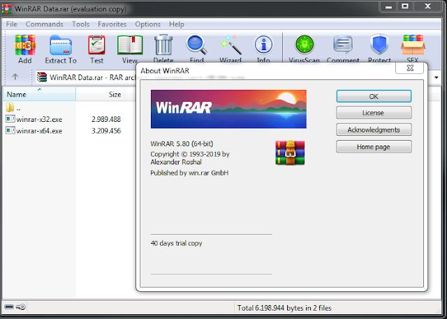 تحميل برنامج وين رار لفك ضغط الملفات 2021 Winrar للكمبيوتر كامل مفعل