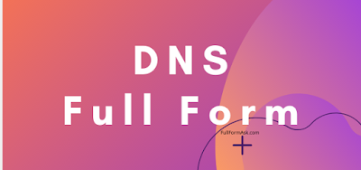 DNS full meaning