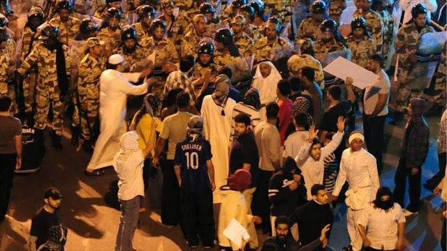"""""""EEUU incita en Arabia Saudí protestas contra regímenes brutales"""""""