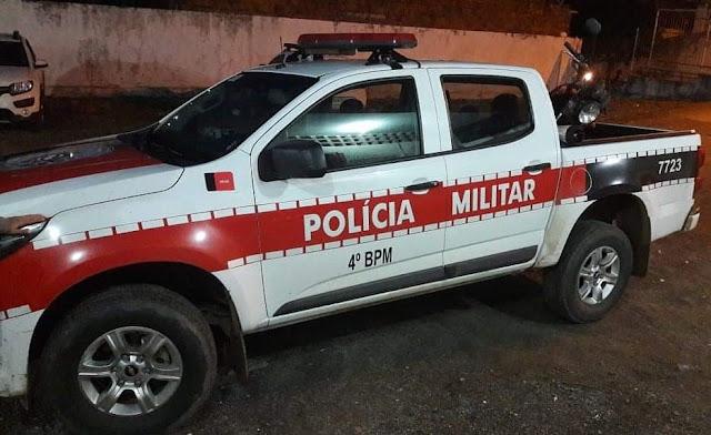Polícia Militar realiza três prisões e apreensão de um adolescente infrator na área do 4º BPM