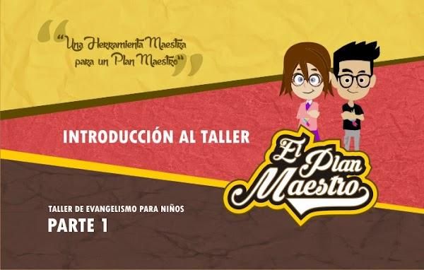 P1- INTRODUCCIÓN TALLERISTA - EPM