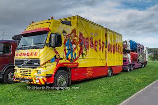 Nottingham Goose Fair 2016