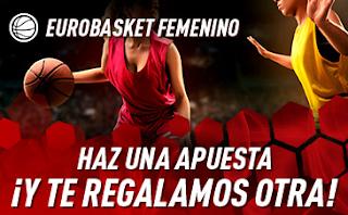 sportium Promo Eurobasket Femenino 2019