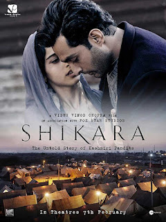 Shikara (2020) Full Movie Download 480p CAMRip