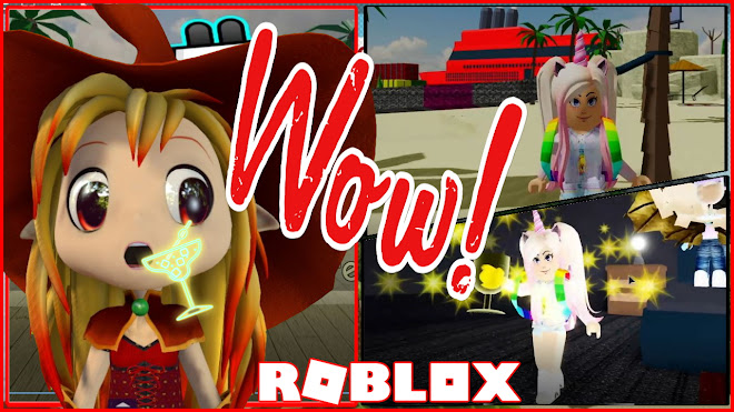 Roblox The Ship Gameplay! I drank something that gave me SUPER SPEED!