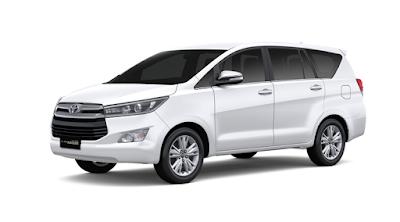 Toyota Innova Terbaru Muncul dengan Gaya Terbaik