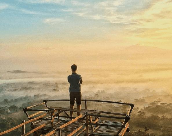 Wisata alam Magelang hits