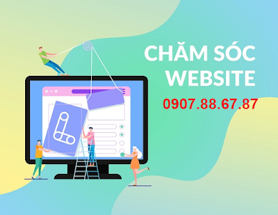 Chăm sóc website chuyên nghiệp giúp tăng tỷ lệ chuyển đổi