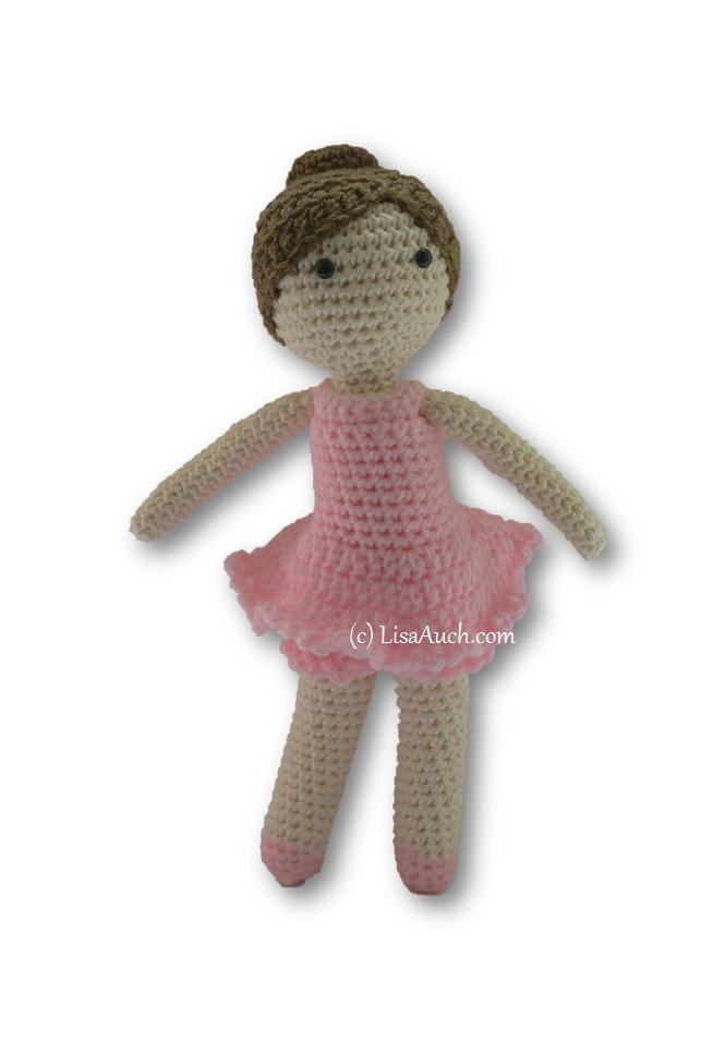 Crochet Amigurumi Doll / Toy Written Pattern Holly and | Etsy | 966x665