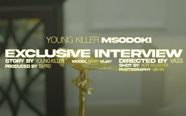 Young killer msodoki – Exclusive interview