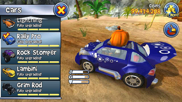 beach buggy blitz all cars unlocked