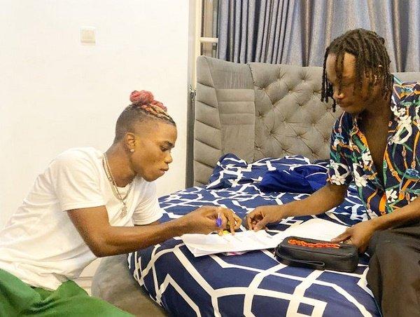Former YBNL signee Lyta signed by Naira Marley's Marlian music