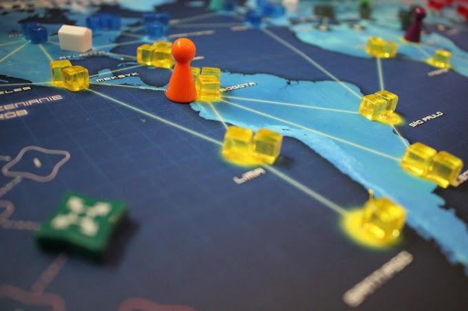 Pandemic - idealna gra na pandemię koronawirusa! Moje wrażenia