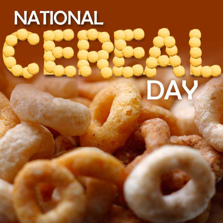 National Cereal Day Wishes for Whatsapp