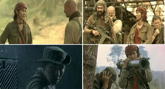 Thailand บนแผ่นฟิล์ม: แรมโบ้ 4 นักรบพันธุ์เดือด / John Rambo (2008)