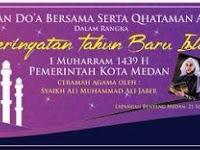 15.000 Jemaah Akan hadiri Dzikir & Doa Bersama Sambut Tahun Baru Islam