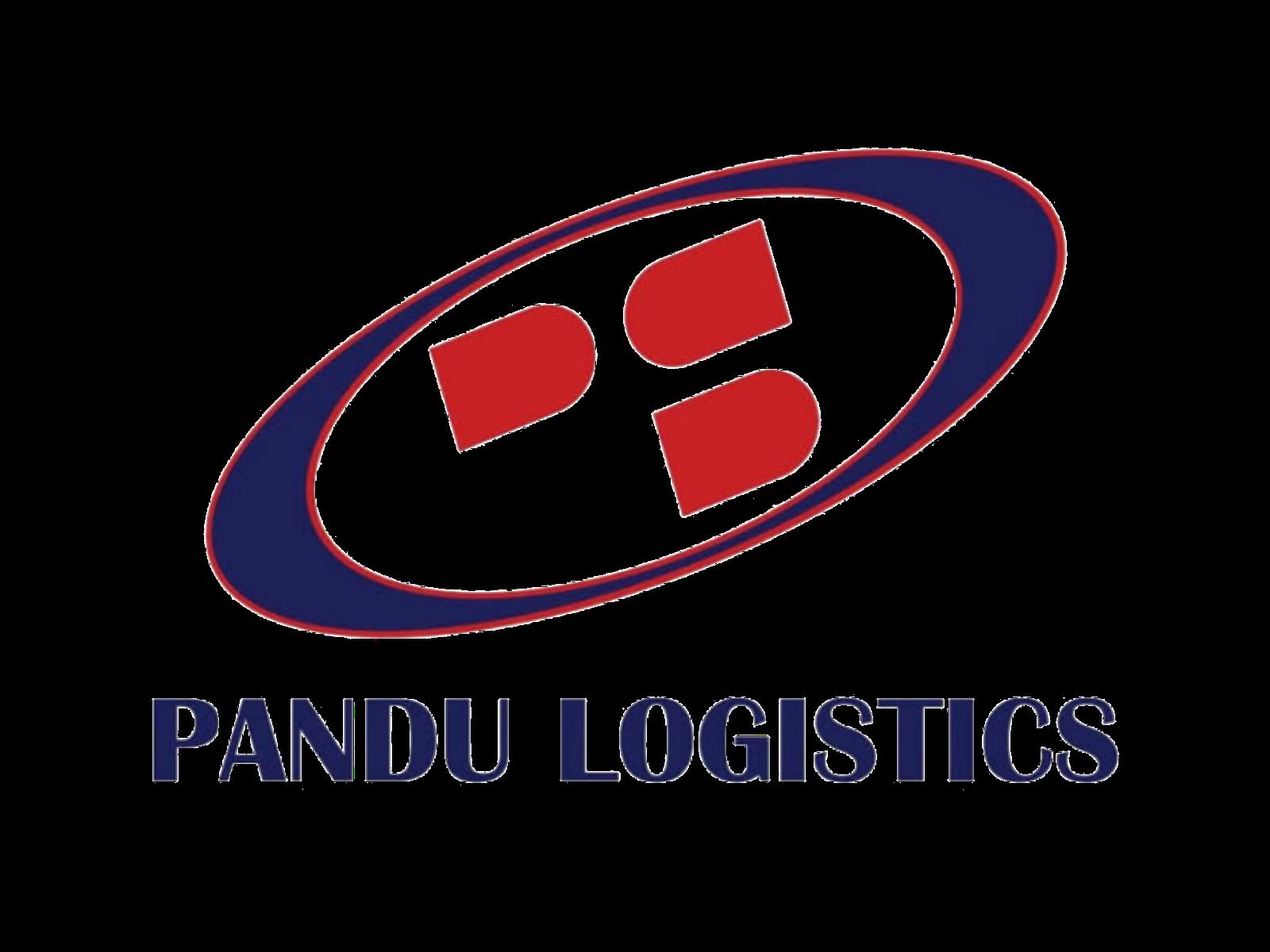 Logo Pandu Logistics Format PNG