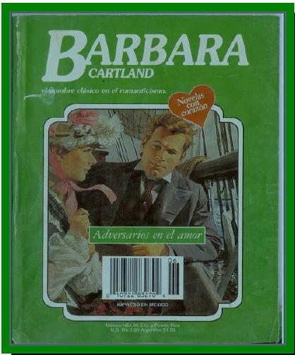 Adversarios en el Amor – Barbara Cartland