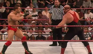 WWE / WWF - In Your House 15: A Cold Day in Hell - Shamrock vs. Vader