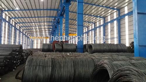Sắt thép xây dựng ở Đồng Nai