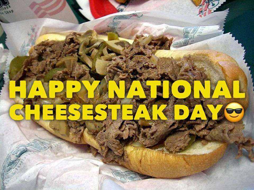 National Cheesesteak Day Wishes Images