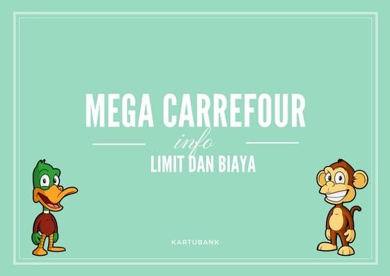 Gambar Ilustrasi Limit kartu Kredit Mega Carrefour