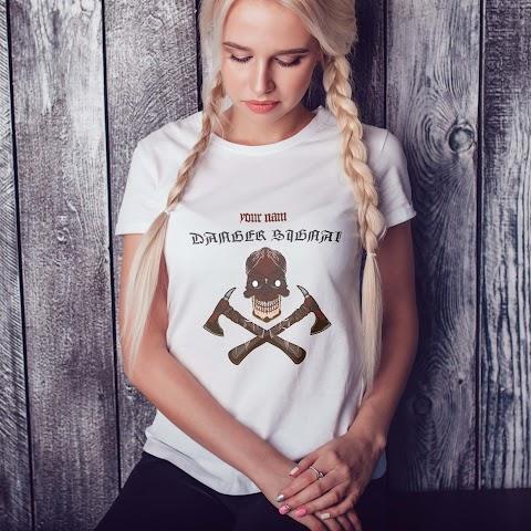 New t-shirt design ab-132