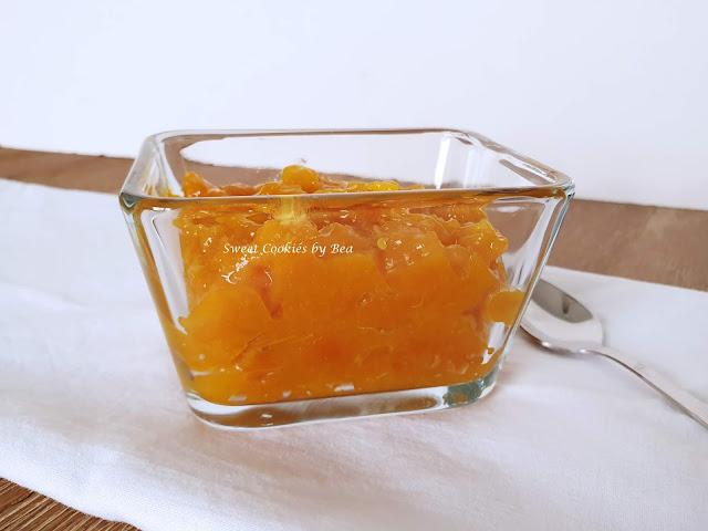 Mermelada amarga de kumquat y mandarina