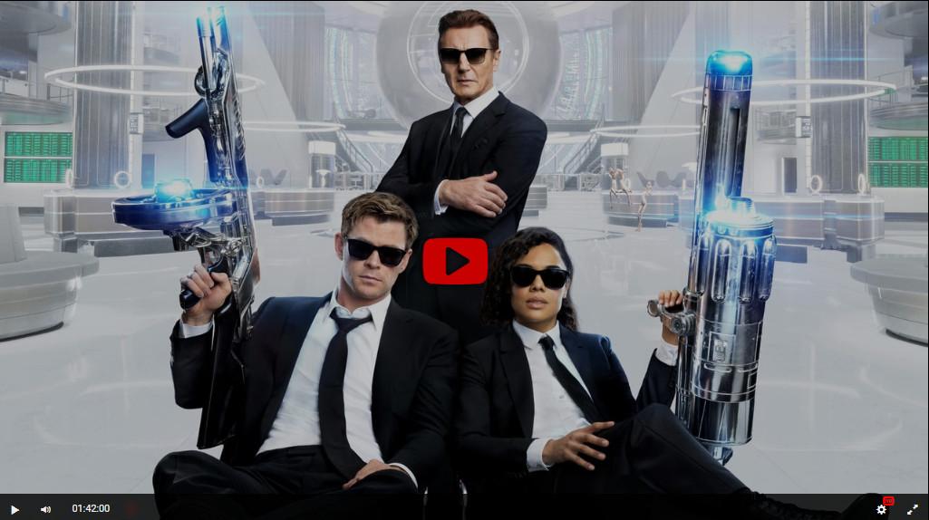 Men in Black: International Película Completa