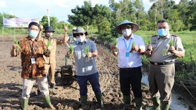 Dirjen PKTrans Kunker ke Pelosok, Kali Ini ke Kalimantan Utara