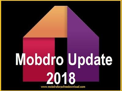 Mobdro Update 2018