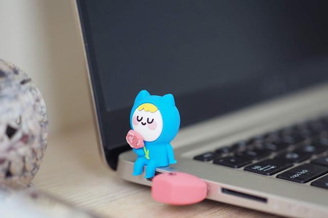 Ningoo pendrive thumbdrive malaysia blogger