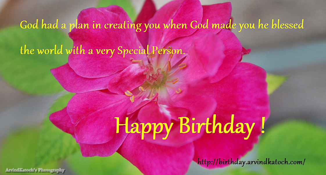 Happy Birthday To Someone Special Quotes. QuotesGram
