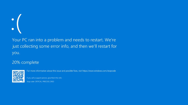 A new update has stopped Windows 10 completely while working!