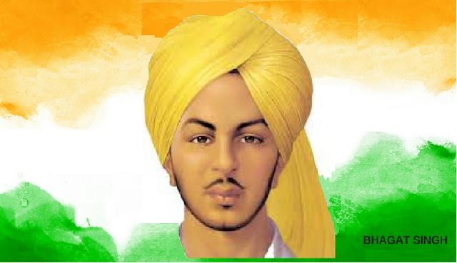 The Bhagat Singh