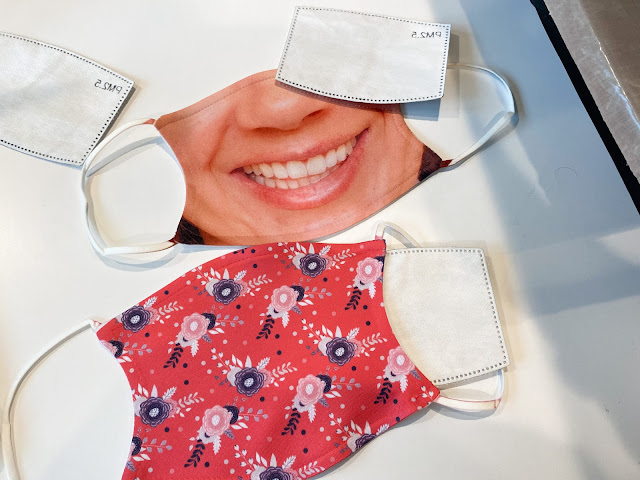 sublimation, silhouette and sublimation, face masks, digital patterns, sublimation printing