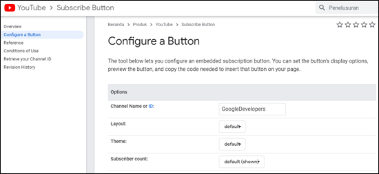 Configure a Button