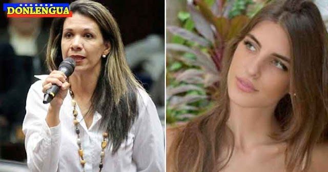 Diputada denuncia que la esposa de Álex Saab escapó de Italia