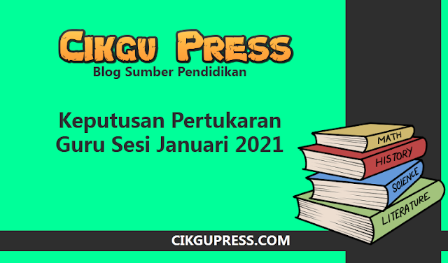 pertukaran guru sesi 2021