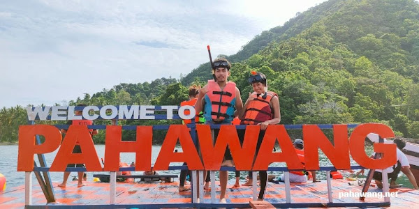 open trip pulau pahawang lampung