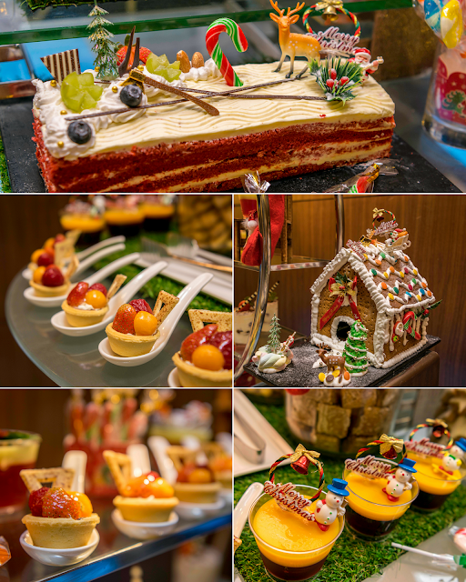 Winter Wonderland Christmas Buffet Dinner @ The Wembley Penang