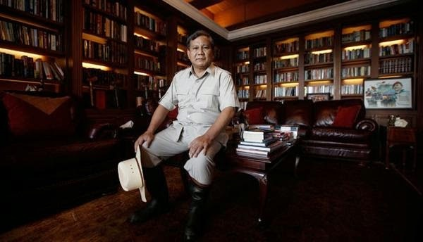 #2019PrabowoSubiantoPresidenRI; Sang Jenderal Idola & Dicintai Rakyat Indonesia