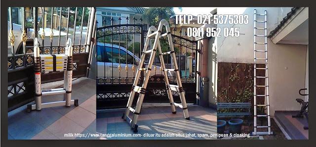tangga-alumnium-lipat-teleskopik