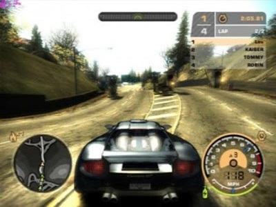 Download Need for Speed Most Wanted Torrent PC