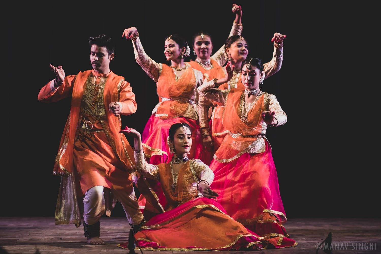 Kathak Performance at Ravindra Kala Utsav 2021