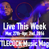 Live This Week: Mar. 27th-Apr. 2nd, 2016