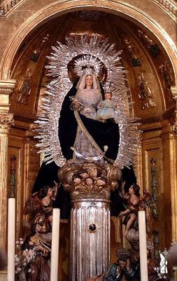 La Hermandad de la Virgen del Pilar de Sevilla suspende la salida procesional de su Titular el 12 de octubre