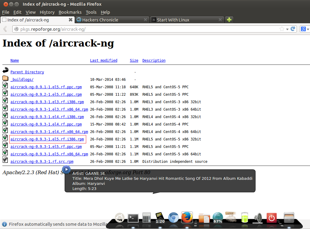 LA WINAIRCRACK TÉLÉCHARGER DE VERSION PACK