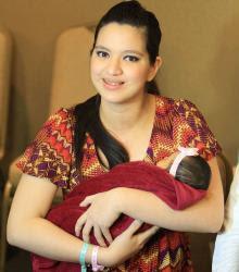 Sandra Dewi Tak Lakukan Diet untuk Turunkan Berat Badan Setelah Melahirkan
